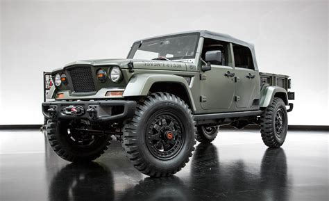 2020 Jeep Kaiser by 2018 Jeep Gladiator Review Design Engine Price And Photos