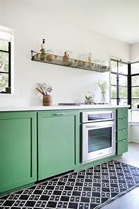 5 easy high impact rental decorating ideas that can move With kitchen colors with white cabinets with apartment therapy wall art
