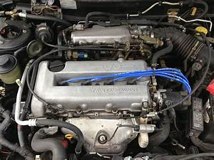 Nissan Sr Engine