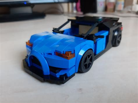 Please request the car you would like built. LEGO MOC Bugatti Chiron by legotuner33   Rebrickable - Build with LEGO