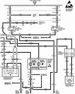 1994 Chevy Truck Brake Light Wiring Diagram Stop  Turn  Tail