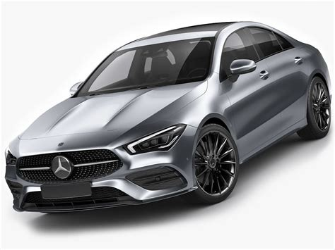 View inventory and schedule a test drive. Mercedes CLA 2020 AMG package 3D | CGTrader