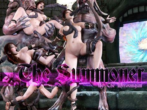 The Merovingian The Summoner Download Adult Comics