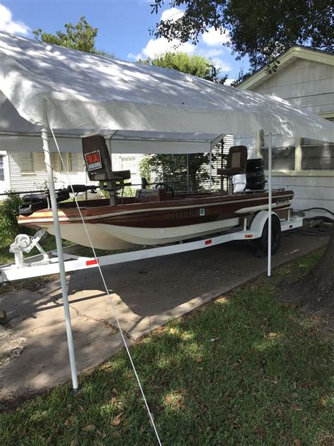 Ranger Boats Houston Tx by 1976 Ranger Bass Boat For Sale In Houston Tx Offerup
