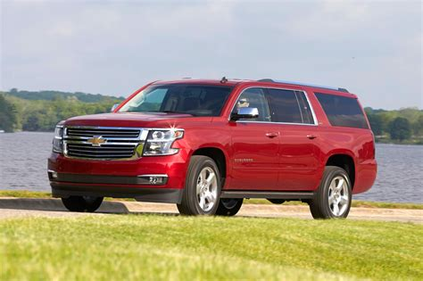 chevy suburban 2018 chevrolet suburban suv pricing for sale edmunds