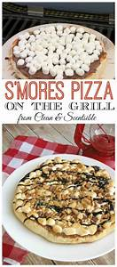 Smores Pizza On The Grill Pictures, Photos, and Images for ...