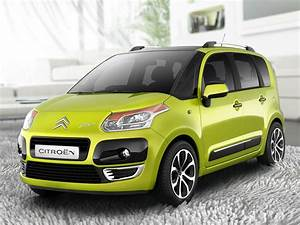 Citroen C3 Picasso Specs  U0026 Photos
