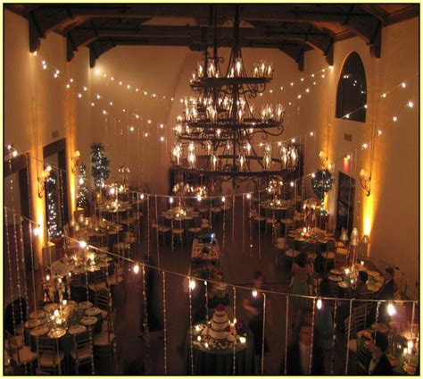 string lights indoor wedding home design ideas