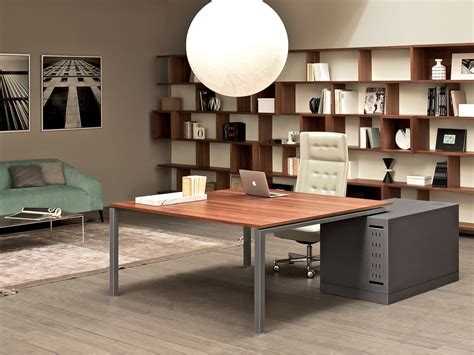 Office Desk by Rectangular Workstation Desk Asterisco In Estel Office