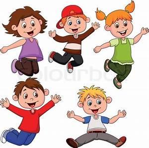happy-children-cartoon. | Cartoon Kids | Pinterest ...