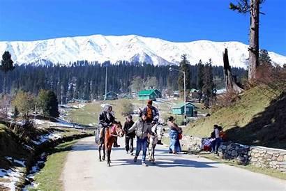 Gulmarg Visit Sonmarg Srinagar Places Pahalgam Tour