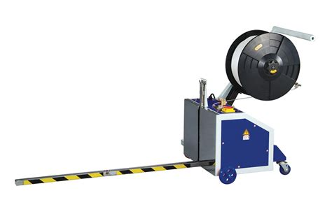 pallet strapping machine rr industrial