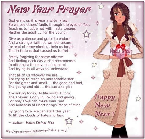 best prayers for welcoming a new year 53 best images about helen steiner rice poems on friendship sympathy quotes and poems