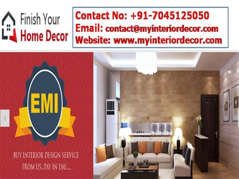Home Decor Services: Avail The Best Home Decor Products And Services Online In