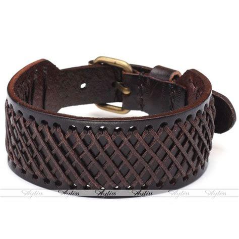 canapa intreccio cinturino di pelle cintura con fibbia