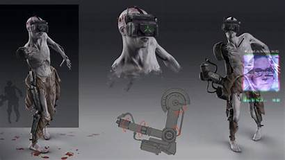 System Shock Reboot Along Coming Studios Dive