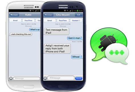 imessage android l imessage pour android dispara 238 t d 233 j 224 du play