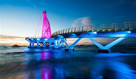 january   puerto vallara  pier  opened