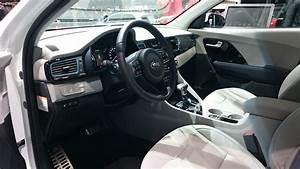 Kia Niro Hybrid Rechargeable : kia niro le petit crossover cor en passe l 39 hybride rechargeable photo 2 l 39 argus ~ Medecine-chirurgie-esthetiques.com Avis de Voitures
