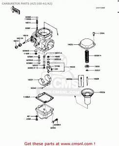 1981 Kz550 Ltd Wiring Diagram