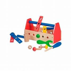 Caisse A Outils Bois : caisse outils jouet en bois boite outils jouet en bois boisnature 39 l ~ Melissatoandfro.com Idées de Décoration