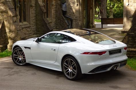 Jaguar F Type 3.0 S V6 Coupe (380 Bhp/manual