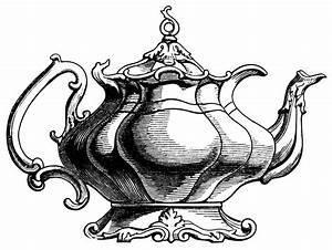 Elegant Victorian Tea Pots | Old Design Shop Blog