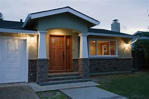 1950's California Ranch Remodel - Traditional - Exterior