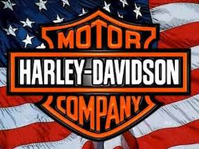 best harley davidson harley davidson logo wallpaper with flag
