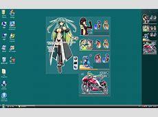 Anime Theme Windows Gadget Gallery