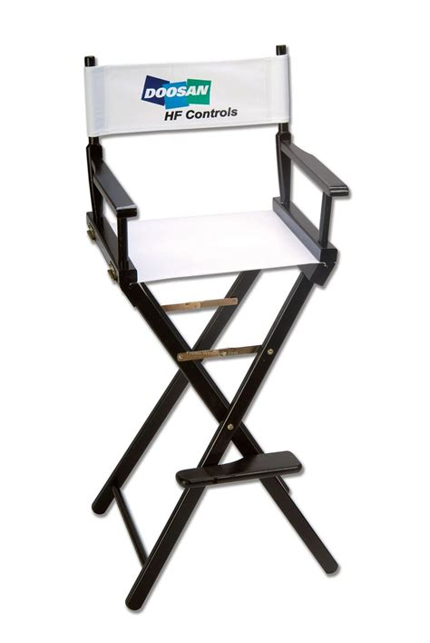 quot big quot oversized heavy duty folding director chair