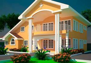 five bedroom house house plans offei 5 bedroom house plan in delivery in 7 days