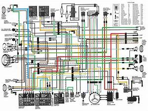 Electrical Wiring Diagram Honda 90