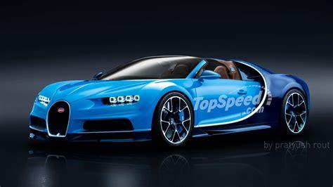 2020 Bugatti Chiron Grand Sport