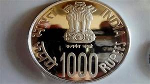 1000 Rupee Coin Recently Launched by RBI And British-india ...