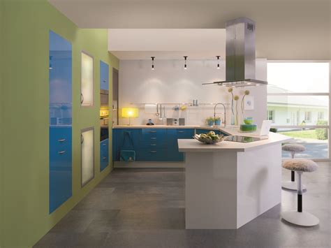 cuisine cuisine plus cuisine équipée glossy color cuisine plus