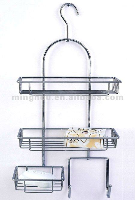 Towel Hanger For Bathroom India Hanging Shower Caddy Bathroom Metal Shower Caddy With