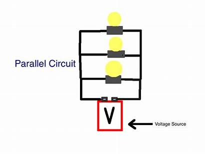 Circuit Electric Parallel Circuits Simple Physics Which