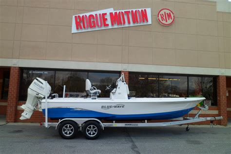 Blue Wave Boats For Sale In Sc by 2018 Blue Wave 2300 Purebay Power Boat For Sale Www