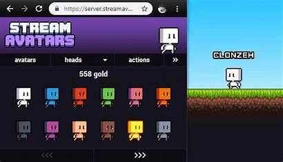 Stream Avatars Steam Create Unleash Creativity App