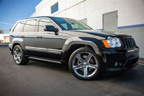 supercharged jeep grand cherokee sell used 2008 vortech supercharged awd jeep grand