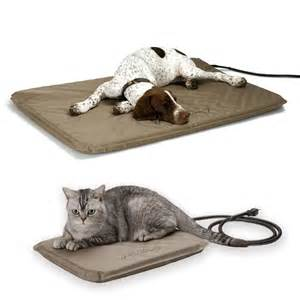 outdoor cat bed k h manufacturing lectro soft outdoor heated