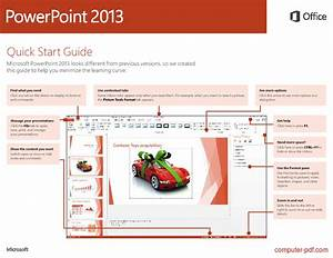 Pdf  Powerpoint 2013 Quick Start Guide Free Tutorial For