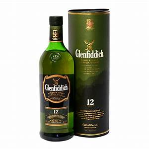 Glenfiddich Single Malt Scotch Whisky 12yo