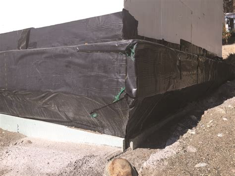 case study  foundation waterproofing failure jlc