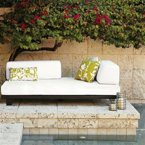 West Elm Tillary Sofa Outdoor by Tillary Outdoor Sofa Contemporary Outdoor Sofas By