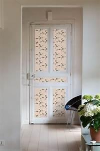 Aux Portes De La Deco : papier peint graphique tendance d co murale c t maison ~ Nature-et-papiers.com Idées de Décoration