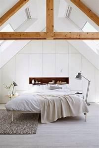 Tete De Lit Meuble : t te de lit avec rangement pour une chambre plus organis e ~ Teatrodelosmanantiales.com Idées de Décoration