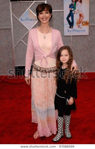 Actress Janine Turner Daughter Hollywood Premiere Stock Photo (Edit Now) 97088099