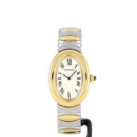 Montre Cartier Baignoire 1920 Belle époque Petit Modèle D